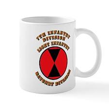 Army - Division - 7th Infantry Mug