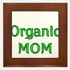 Organic MOM Framed Tile