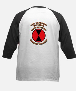 Army - Division - 7th Infantry DUI Tee