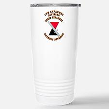 Army - Division - 7th Infantry DUI Travel Mug