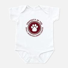 Small Munsterlander Pointer Infant Bodysuit