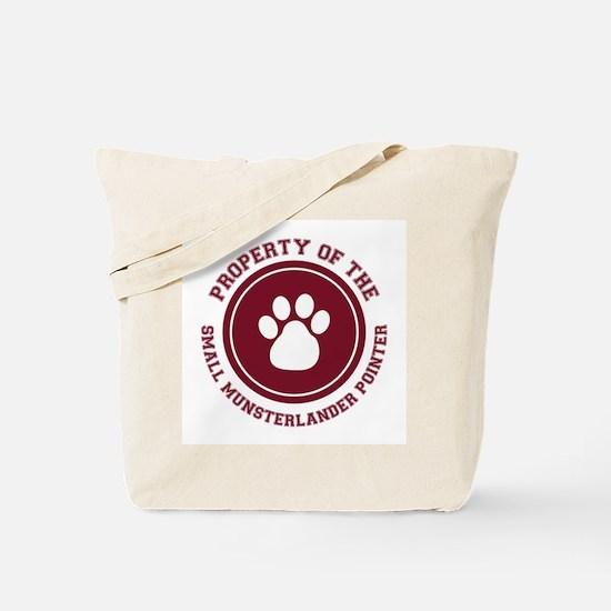 Small Munsterlander Pointer Tote Bag
