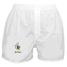 Bee Power Boxer Shorts