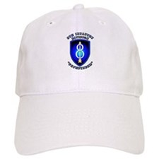 Army - Division - 8th Infantry Baseball Cap