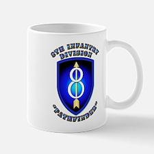 Army - Division - 8th Infantry Mug