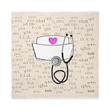Nurse Queen Duvet Covers