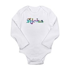 Aloha Rainbow Body Suit