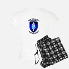 Army - Division - 8th Infantry DUI Pajamas