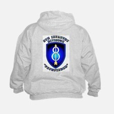 Army - Division - 8th Infantry DUI Sweatshirt