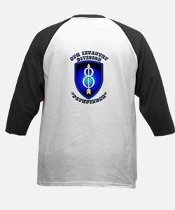 Army - Division - 8th Infantry DUI Tee