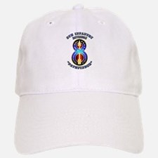 Army - Division - 8th Infantry DUI Baseball Baseball Cap