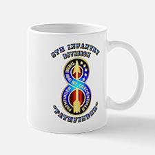Army - Division - 8th Infantry DUI Mug