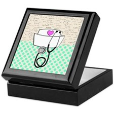 Nurse Keepsake Box
