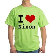 I Love Nixon T-Shirt