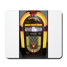 Wurlitzer bubbler jukebox Mousepad