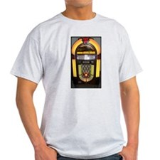 Wurlitzer bubbler jukebox T-Shirt