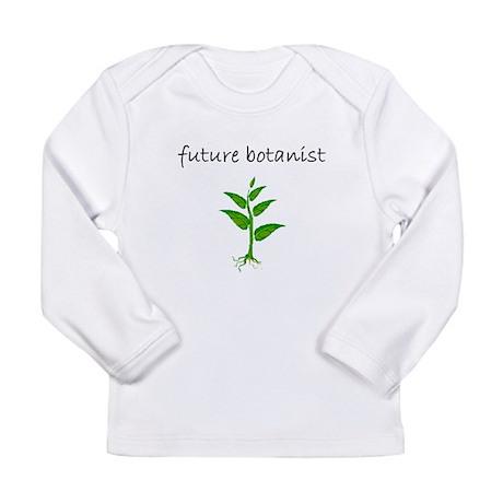 future botanist.bmp Long Sleeve T-Shirt