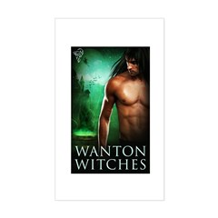 Wanton Witches Decal