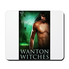 Wanton Witches Mousepad