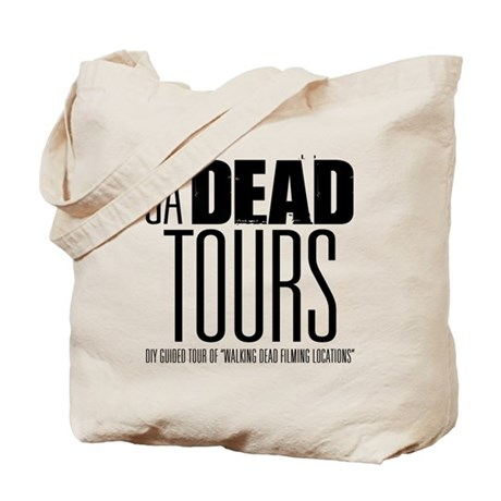 OFFICIAL FILMING LOCATIONS TOUR Tote Bag