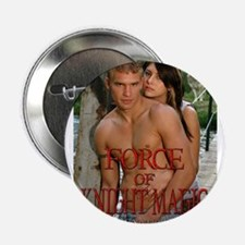 """Force of Knight Magic 2.25"""" Button"""