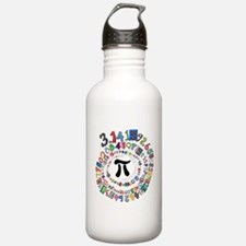 Pi sPiral Water Bottle