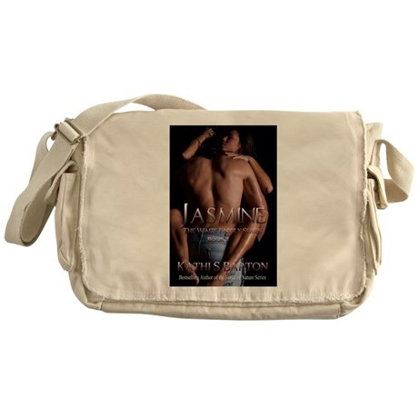 Jasmine Messenger Bag