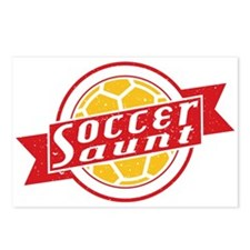 Soccer Aunt Postcards (Package of 8)