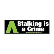 Cute Stalking Car Magnet 10 x 3