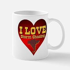 I Love Storm Chasing Mug