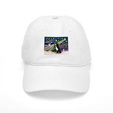 Xmas Magic & Bernese Baseball Cap