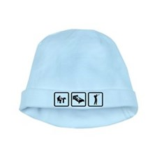 Trombone Player baby hat