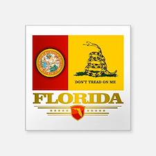 Florida Gadsden Flag Sticker