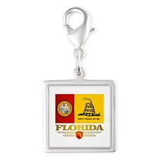 Florida Gadsden Flag Charms