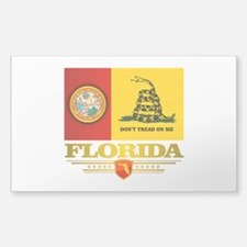 Florida Gadsden Flag Decal