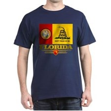Florida Gadsden Flag T-Shirt