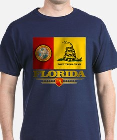 Florida Gadsden Flag T-Shirt