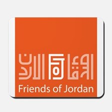 Friends of Jordan Mousepad