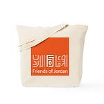 Friends of Jordan Tote Bag