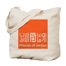 Friends of Jordan Tote Bag