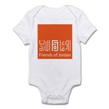 Friends of Jordan Baby Onesie