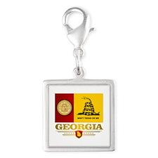 Georgia Gadsden Flag Charms