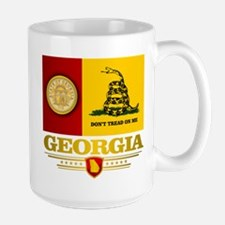 Georgia Gadsden Flag Mug