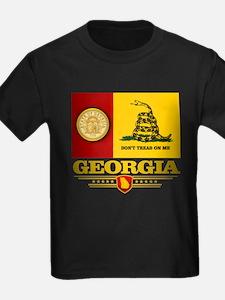 Georgia Gadsden Flag T-Shirt