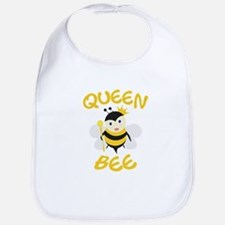 Queen Bee Bib