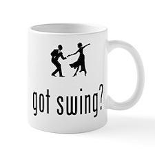 Swing Dancing Small Mug