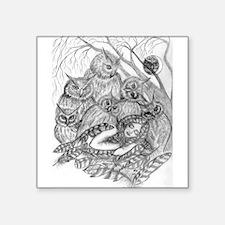 Owl Dream Sticker