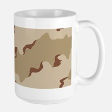 Desert 3-Color Camo Mug