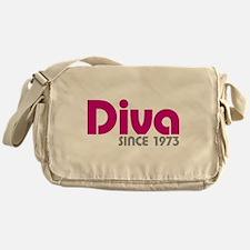 Diva Since 1973 Messenger Bag