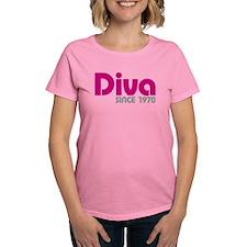 Diva Since 1970 Tee